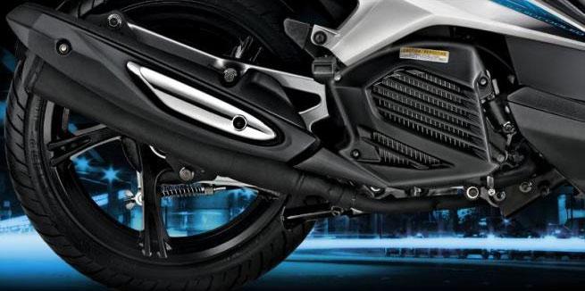 Yamaha XEON, Semakin Tak Tertandingi | Harian STERIL